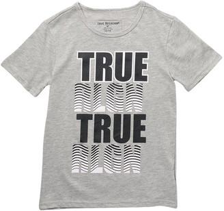 True Religion Graphic Crew Neck T-Shirt