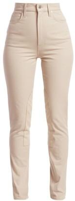 Helmut Lang Femme Hi Riders Skinny Jeans