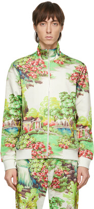 Paul Smith 50th Anniversary Multicolor Country Manor Track Jacket