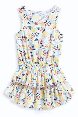 Splendid Tiered Ruffle Dress