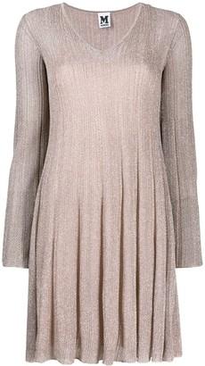 M Missoni ribbed knit dress