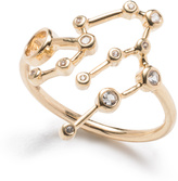 Lulu Frost Zodiacs Aquarius + Air Ring