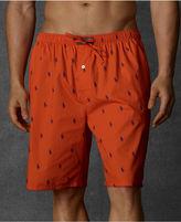 Polo Ralph Lauren Men's Sleepwear, Polo Player Shorts