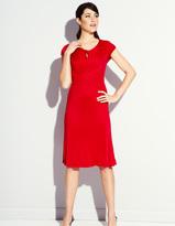 Boden Knot Detail Dress
