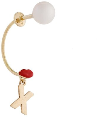 Delfina Delettrez Lips Piercing earring