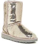 UGG Classic Short Sparkles Genuine Shearling Lined Boot