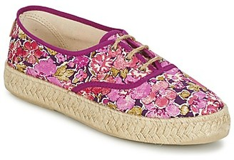 Pare Gabia LOTUS women's Espadrilles / Casual Shoes in Pink
