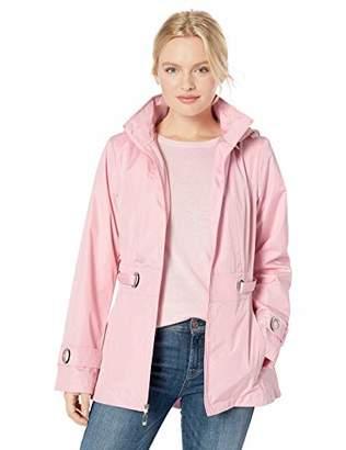 Details Women's Zip Front Hooded Jacket