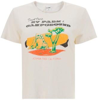 RE/DONE Classic Desert Oasis T-Shirt