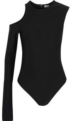 Alix Lorimer Cutout Stretch-jersey Bodysuit