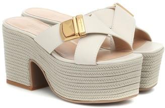 Jacquemus Les Sandales Tatanes sandals