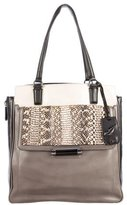 Diane von Furstenberg Multicolor Leather Tote