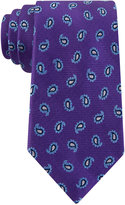 Club Room Men's Oxford Pine Classic Paisley Tie, Only at Macy's