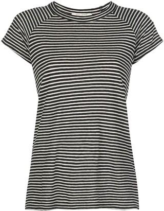 Nili Lotan striped print T-shirt