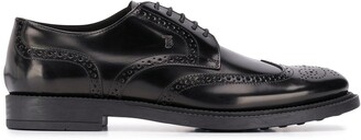Tod's Oxford lace-up brogues
