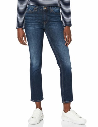 Tommy Hilfiger Women's Heritage Rome Straight Rw Straight Jeans