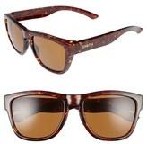 Smith Optics Men's 'Clark' 54Mm Chromapop(TM) Polarized Sunglasses - Vintage Havana