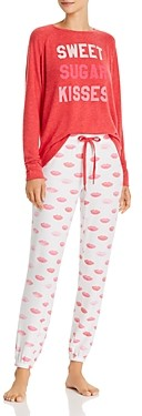 PJ Salvage x Sugarfina Pajama Set