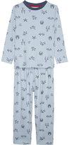 The Little White Company Wild West Cotton Pyjamas 1-6 Years