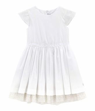 Petit Bateau Girls' Bijou Party Dress