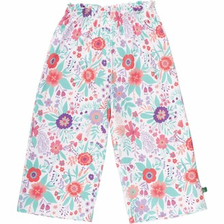 Fred's World by Green Cotton Girl's Aloha Pants Trouser