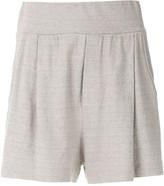 OSKLEN Rustic Eco ribbed shorts