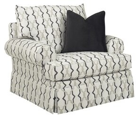 Lexington Townsend Swivel Armchair