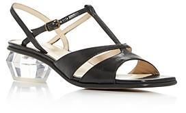 Marc Jacobs Women's The Gem Sandal T-Strap Sandals