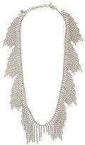 Kate Spade Rhinestone Fringe Necklace