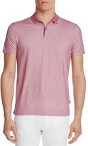 BOSS Piket Piqué Tipped Regular Fit Polo Shirt - 100% Exclusive