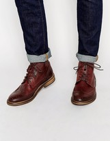 Selected Christoph Leather Boot