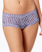Hanky Panky Check Please Lace Boyshort 7Q1281
