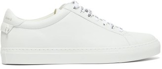Givenchy Urban Street Low-top Leather Trainers - White