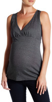 Michael Stars V-Neck Tank (Maternity)