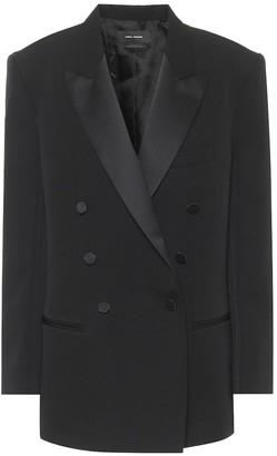 Isabel Marant Peagan virgin wool blazer