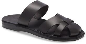 Jerusalem Sandals Adino Slide Sandal