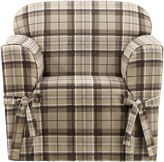 Sure Fit Highland Plaid 1PC Slipcover Chair