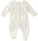 Absorba White Clouds Footie - Infant