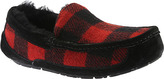 UGG Men's Ascot Plaid Slipper