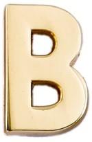 Make Heads Turn Letter B Pin