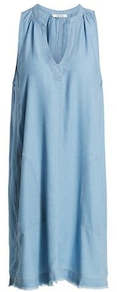 Splendid Gemma Denim Shift Dress