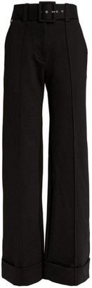 Victoria Victoria Beckham Belted Trousers