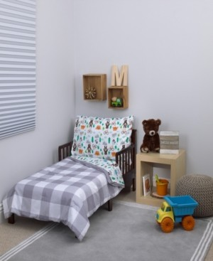 Thumbnail for your product : Carter's Woodland 4-Piece Toddler Bedding Set Bedding