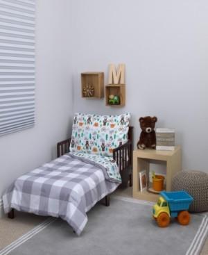 Carter's Woodland 4-Piece Toddler Bedding Set Bedding