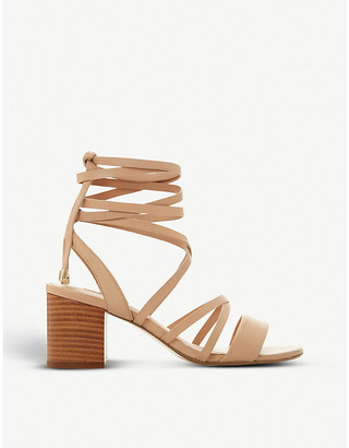 Dune Ivanni strappy heeled sandals