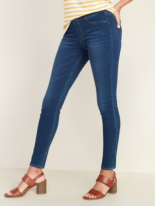 Old Navy Mid-Rise 24/7 Sculpt Rockstar Jeggings for Women