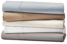Hudson Park Collection 825TC Fitted Sateen Sheet, Queen - 100% Exclusive