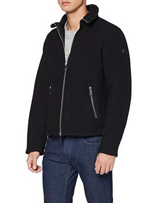 Armani Jeans Men's Blouson Jacket,(Size: 52)