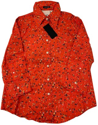 R 13 Red Cotton Tops