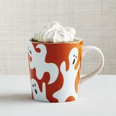 Crate & Barrel Halloween Ghost Mug
